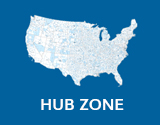 Wesco Aircraft is committed to supplier diversity and partners with HUB Zone businesses.