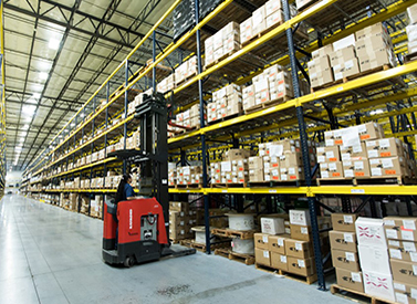 Wesco Aircraft's warehouses act as your off-site inventory management center, providing quality assurance and delivering product as you need it.