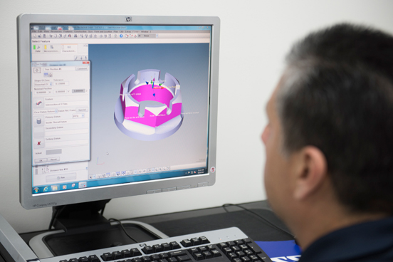 Our Model-based definition Lab manages CATIA files and all CAD data across 3DVIA and Enovia DMU platforms.
