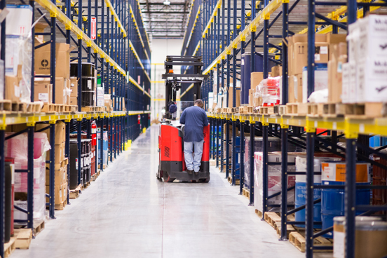 Let Wesco Aircraft keep track of your inventory for you—improving efficiency and ultimately reducing cost